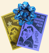 Passes make Great Gifts!